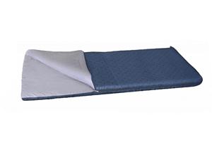 Что взять в дорогу на автомобиле зимой? Спальный мешок или одеяло.