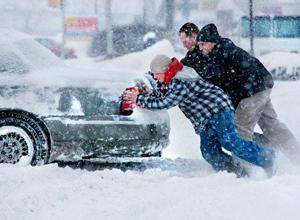 Что взять в дорогу на машине зимой