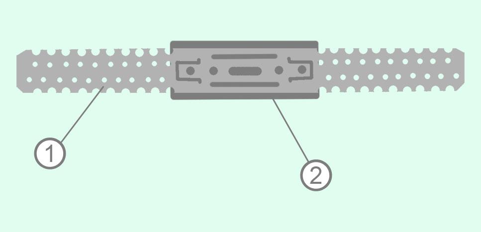 Звукоизоляция прямого подвеса
